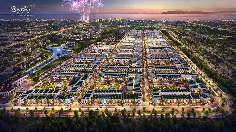 Chính thức giới thiệu phố thương mại Para Grus Centre Point Cam Ranh