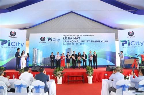 Ra mắt căn hộ mẫu dự án PiCity High Park Quận 12