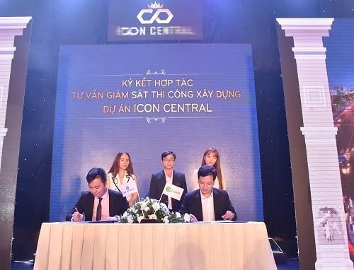 Lễ công bố dự án ICON CENTRAL thu hút hàng trăm khách hàng