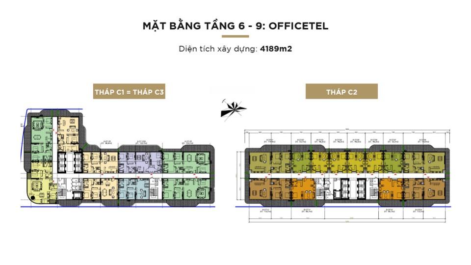 Tang 6-9 Officetel