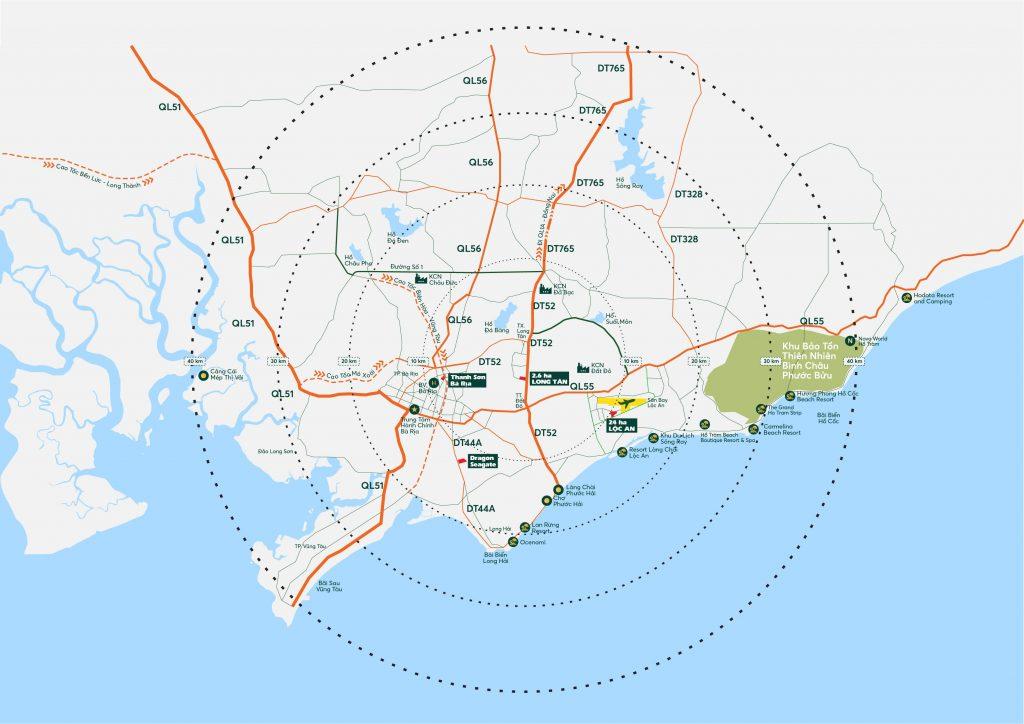 Bà Rịa – Vũng Tàu triển khai 11 công trình trọng điểm, bao gồm Cao tốc Biên Hòa – Vũng Tàu trong năm 2020