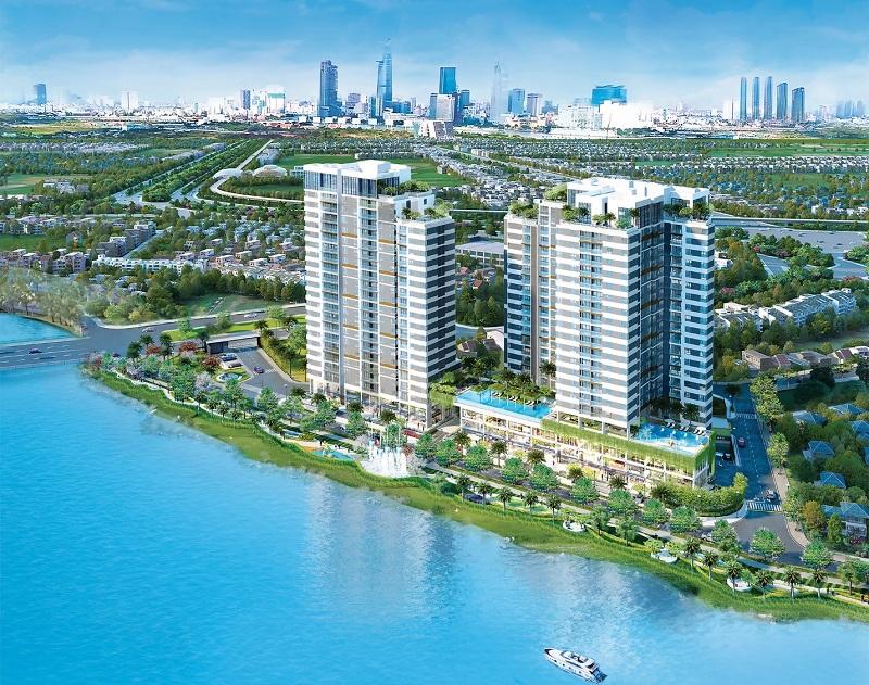 """Người mua ở và nhà đầu tư không muốn """"lỡ"""" dự án ven sông đắt giá trung tâm Quận 2"""