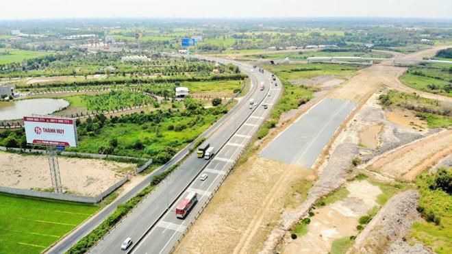 Chuyển dự án cao tốc Mỹ Thuận – Cần Thơ sang đầu tư công, khởi công năm 2021