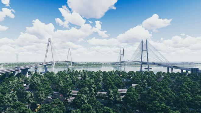 Khởi công xây dựng cầu Mỹ Thuận 2