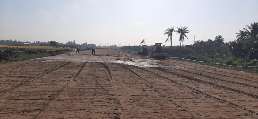 Chủ đầu tư dự án cao tốc Trung Lương – Mỹ Thuận không vì chạy đua tiến độ mà bỏ qua chất lượng công trình