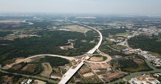 Cơ bản bàn giao mặt bằng Dự án tuyến cao tốc Trung Lương – Mỹ Thuận