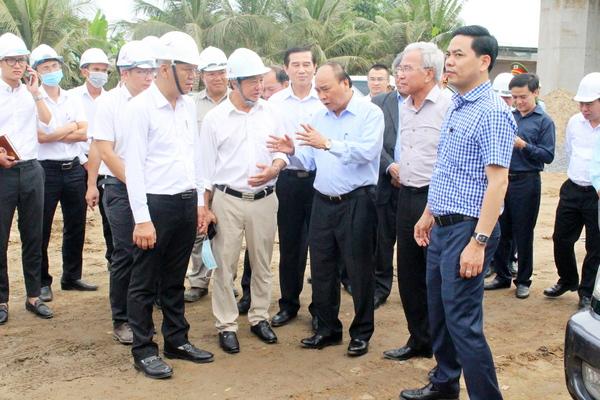 Bộ GTVT đề xuất chuyển dự án cao tốc Mỹ Thuận-Cần Thơ sang đầu tư công