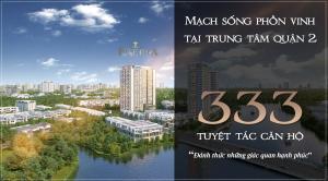 Ra mắt 333 tuyệt tác căn hộ cao cấp dự án Precia