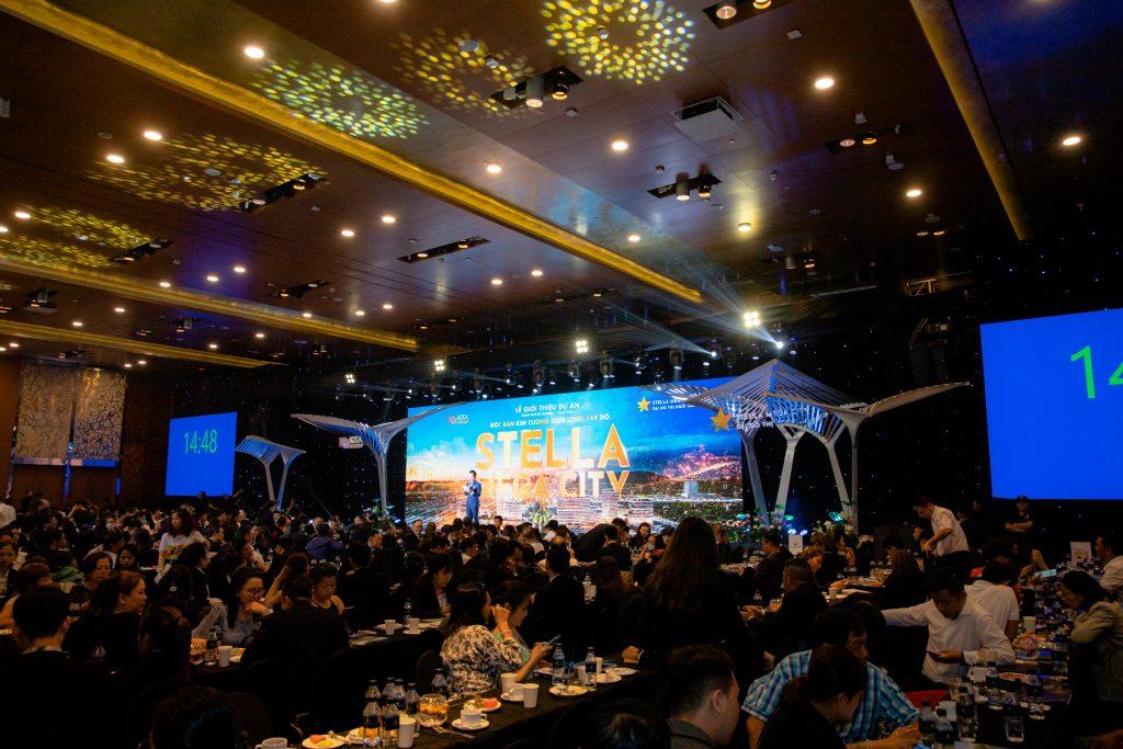 GM Holdings phân phối thành công Stella Mega City trong lễ giới thiệu dự án tại TP.HCM