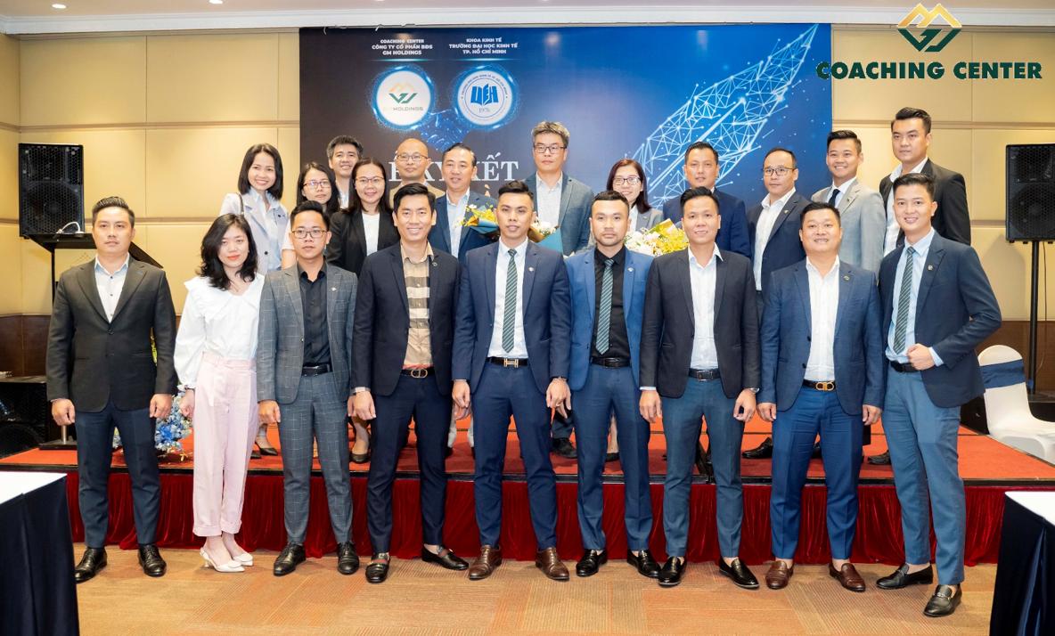 GM Holdings ký kết hợp tác đào tạo với ĐH Kinh Tế TP.HCM, ĐH Tài Chính – Marketing - 14