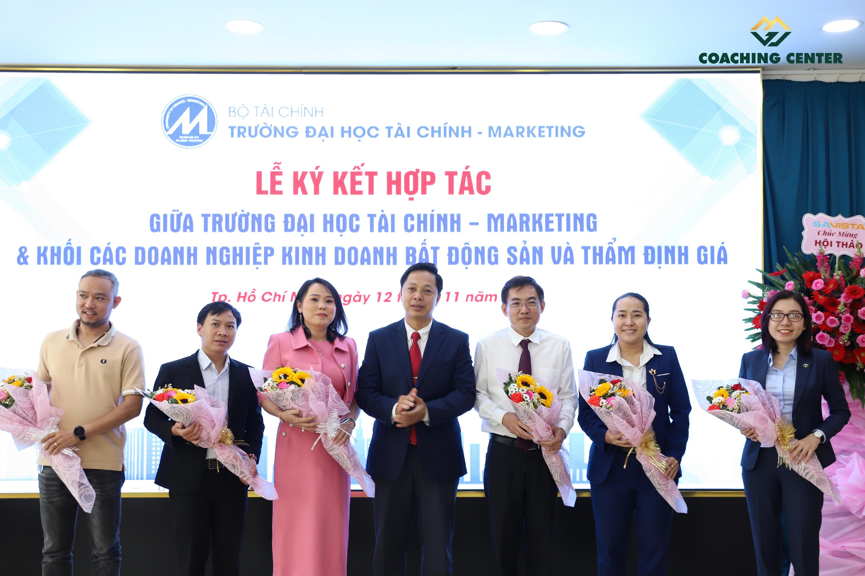 GM Holdings ký kết hợp tác đào tạo với ĐH Kinh Tế TP.HCM, ĐH Tài Chính – Marketing - 9