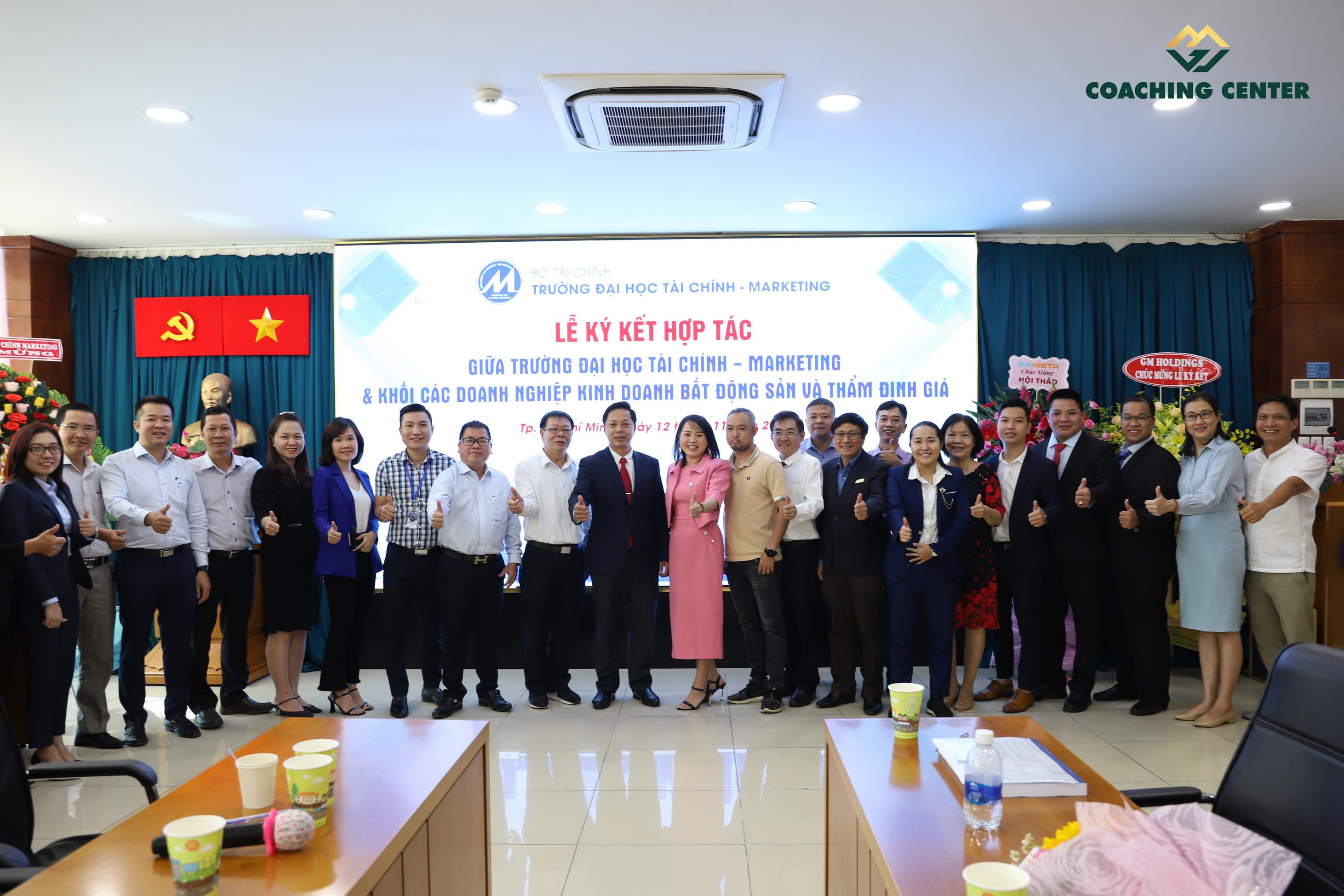 GM Holdings ký kết hợp tác đào tạo với ĐH Kinh Tế TP.HCM, ĐH Tài Chính – Marketing - 10