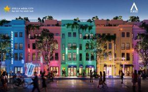 Cơ hội sở hữu Shophouse trên phố đi bộ và khu mua sắm đầu tiên tại Cần Thơ