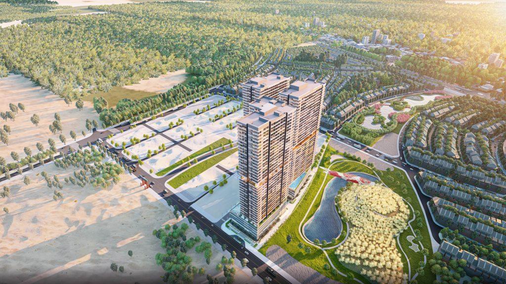 Ra mắt khu đô thị du lịch phong cách Nhật Takashi Ocean Suite Kỳ Co tại Quy Nhơn