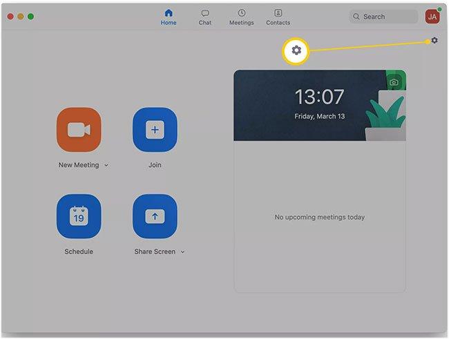 Cách thay đổi hình nền ảo trong Zoom với Virtual Background