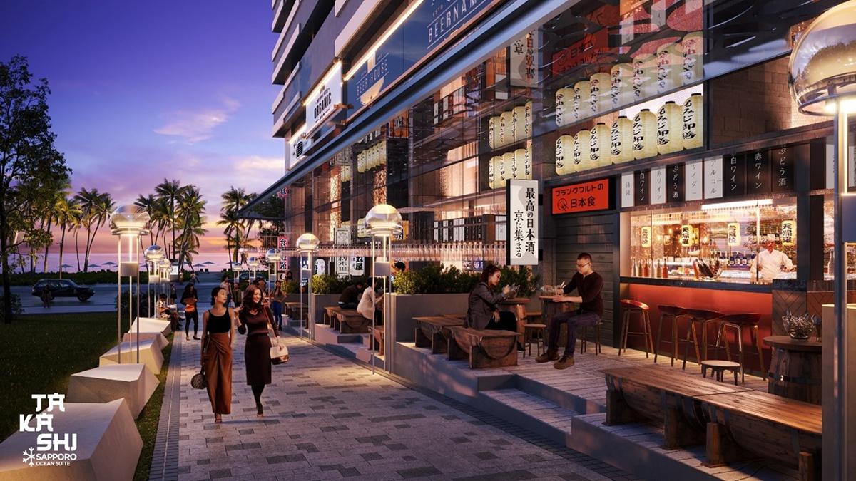 Khu đô thị nằm ngay trên vị trí đắc địa, bên cung đường ven biển giàu tiềm năng bậc nhất tại Quy Nhơn - một vùng đất màu mỡ đang thu hút nhiều doanh nghiệp Nhật Bản đến đầu tư