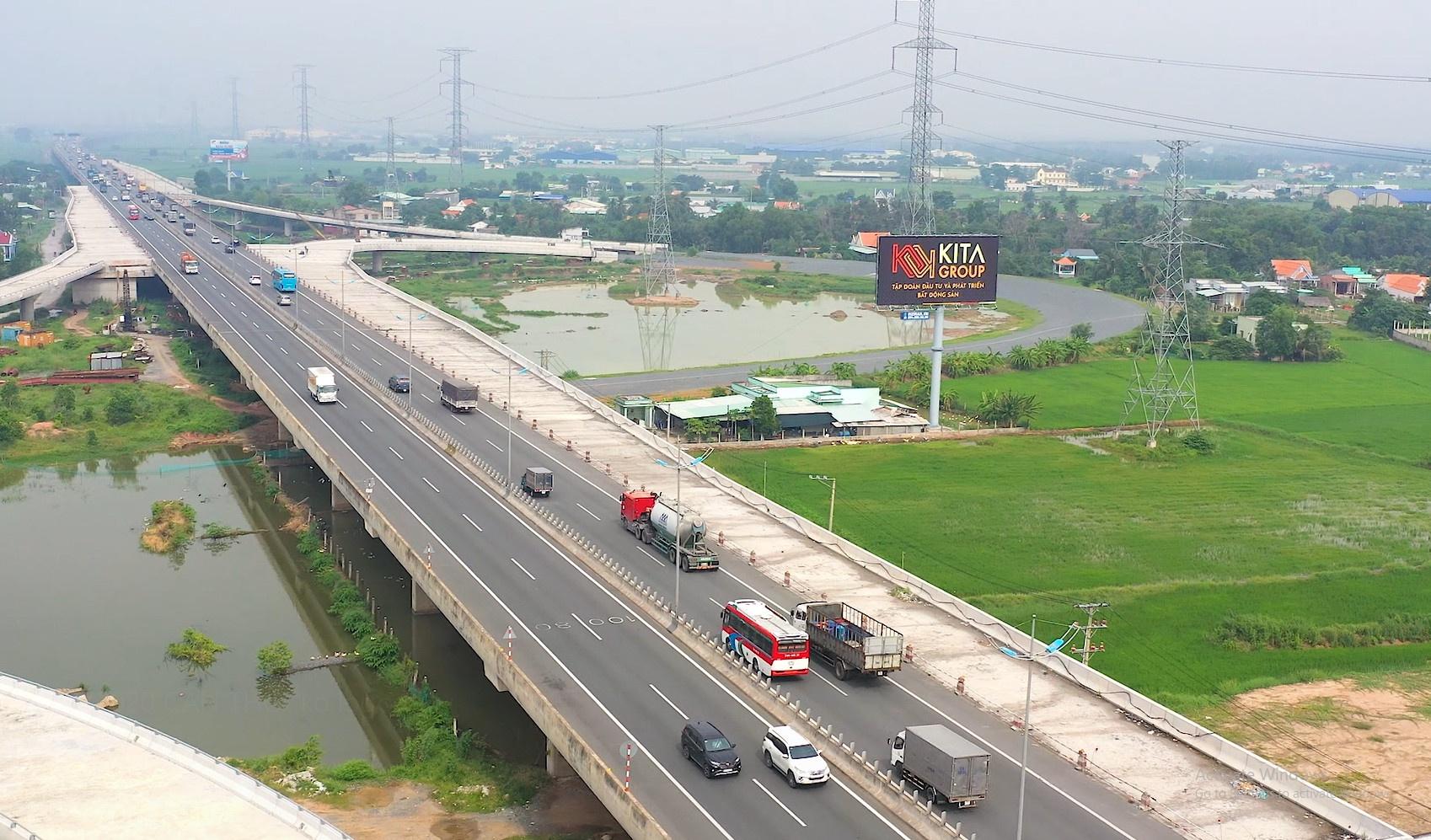 Phát triển hạ tầng Tây Nam bộ, nâng giá trị Đại đô thị Stella Mega City - ảnh 1