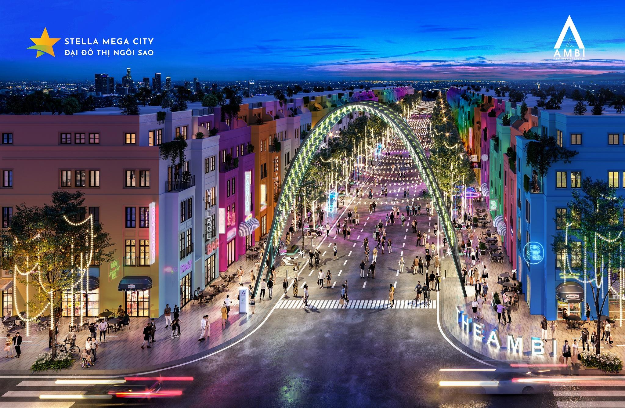 Phát triển hạ tầng Tây Nam bộ, nâng giá trị Đại đô thị Stella Mega City - ảnh 3
