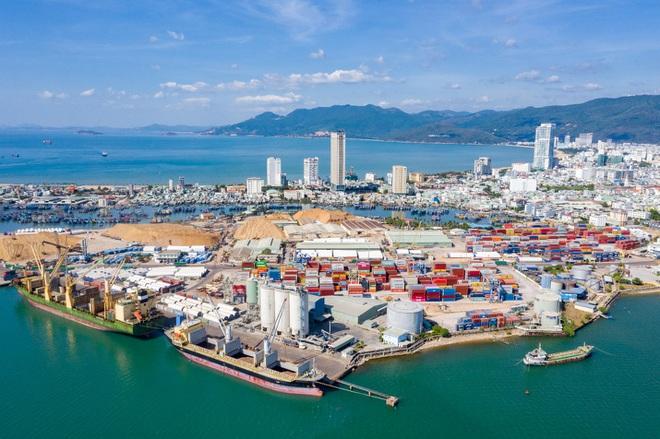 Tương lai tươi sáng của đô thị cảng biển