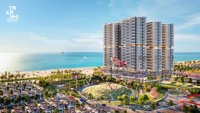Tương lai tươi sáng của đô thị cảng biển - 2